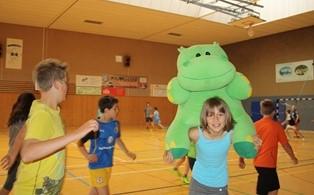 Sportturniere der 5. und 6. Klassen