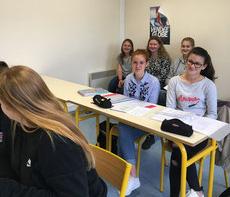 Schüleraustausch mit Loué